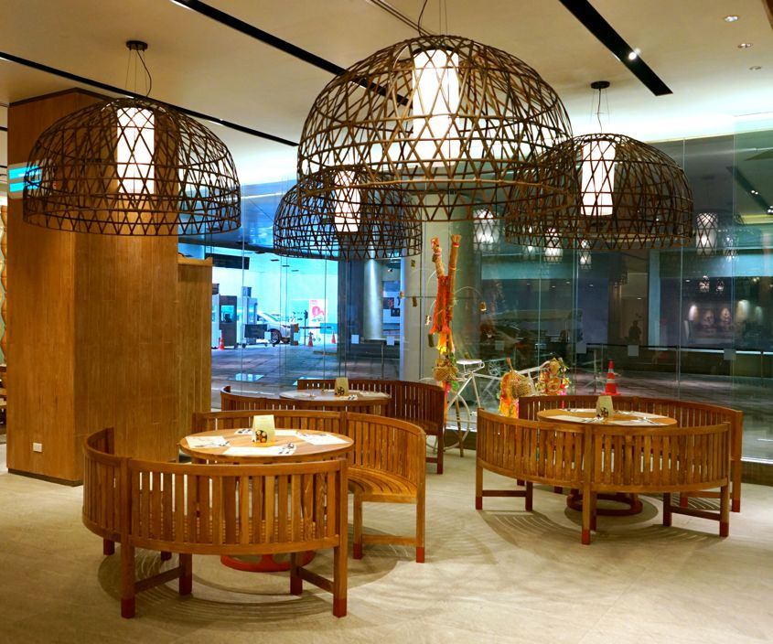 Eathai Interior Central Embassy Bangkok - AspirantSG