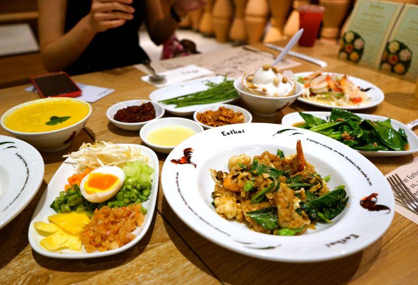 Feast On The Table - AspirantSG