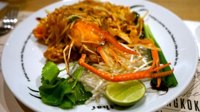 Eathai – Marché Style Thai Dining At Central Embassy Bangkok