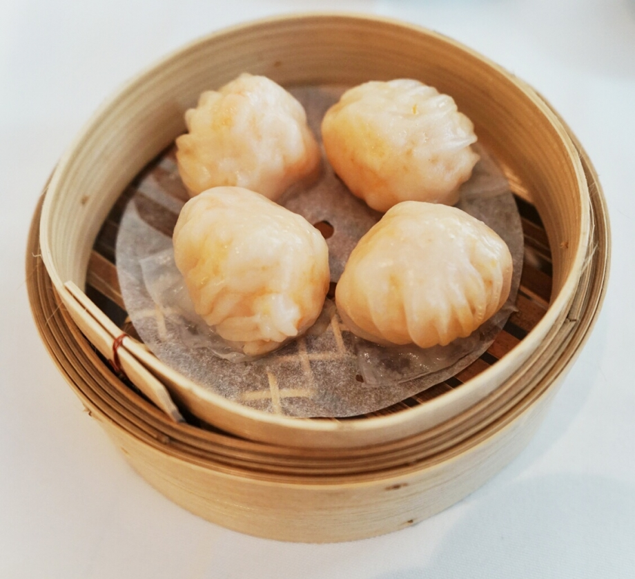 Steamed Fresh Prawn Dumpling The Cathay - AspirantSG