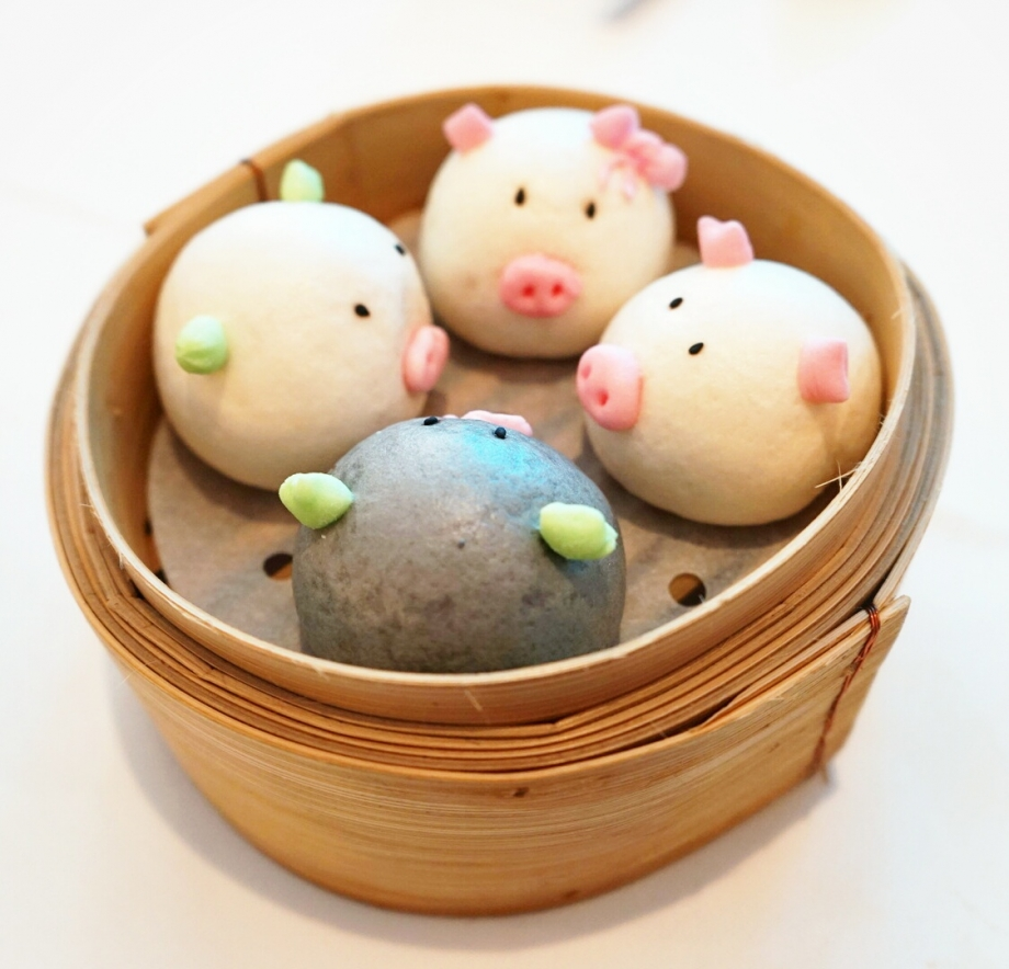 Piggy Buns The Cathay - AspirantSG