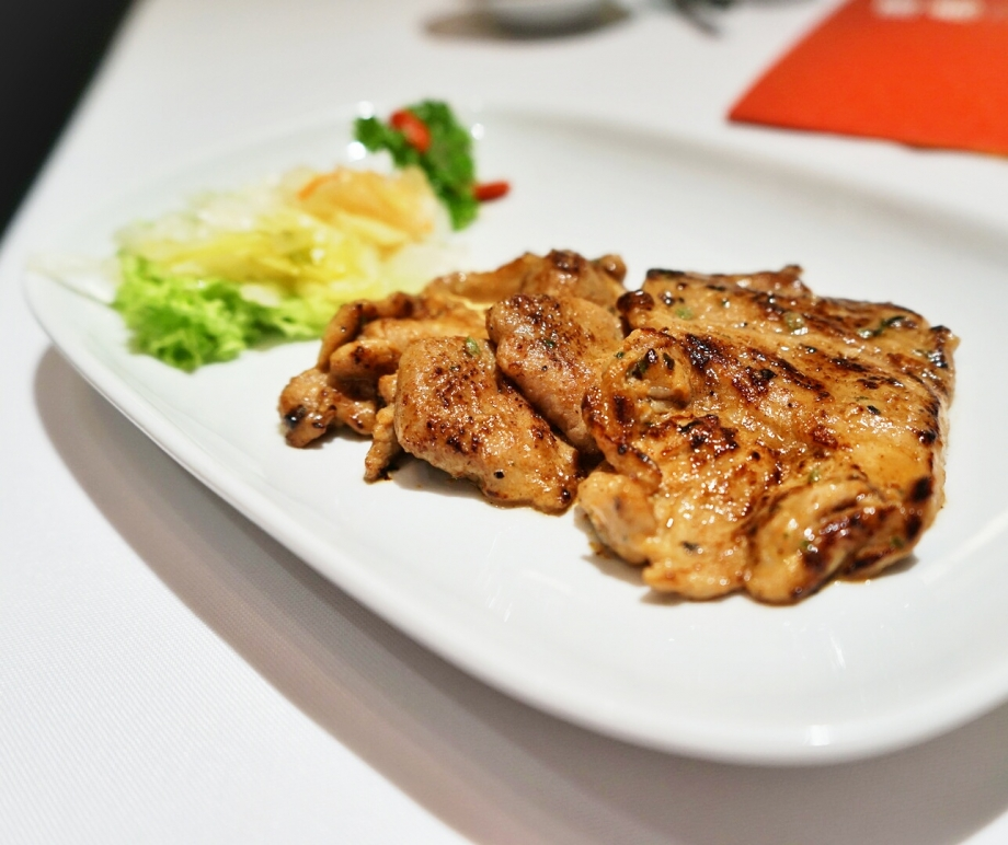 Pan-fried Pork Chop With Special Sauce - AspirantSG