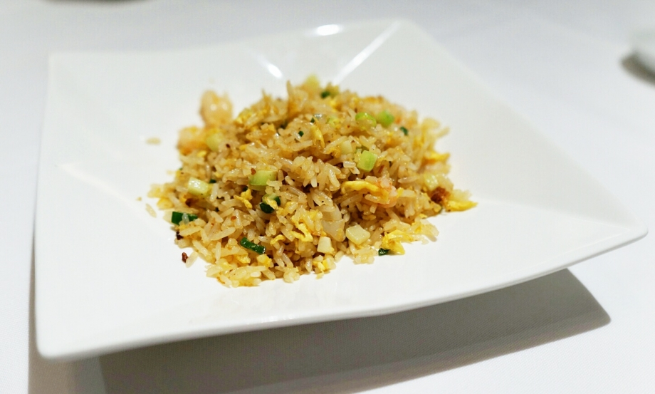Fried Rice With XO Sauce - AspirantSG