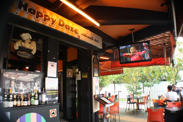 Happy Daze Cafe