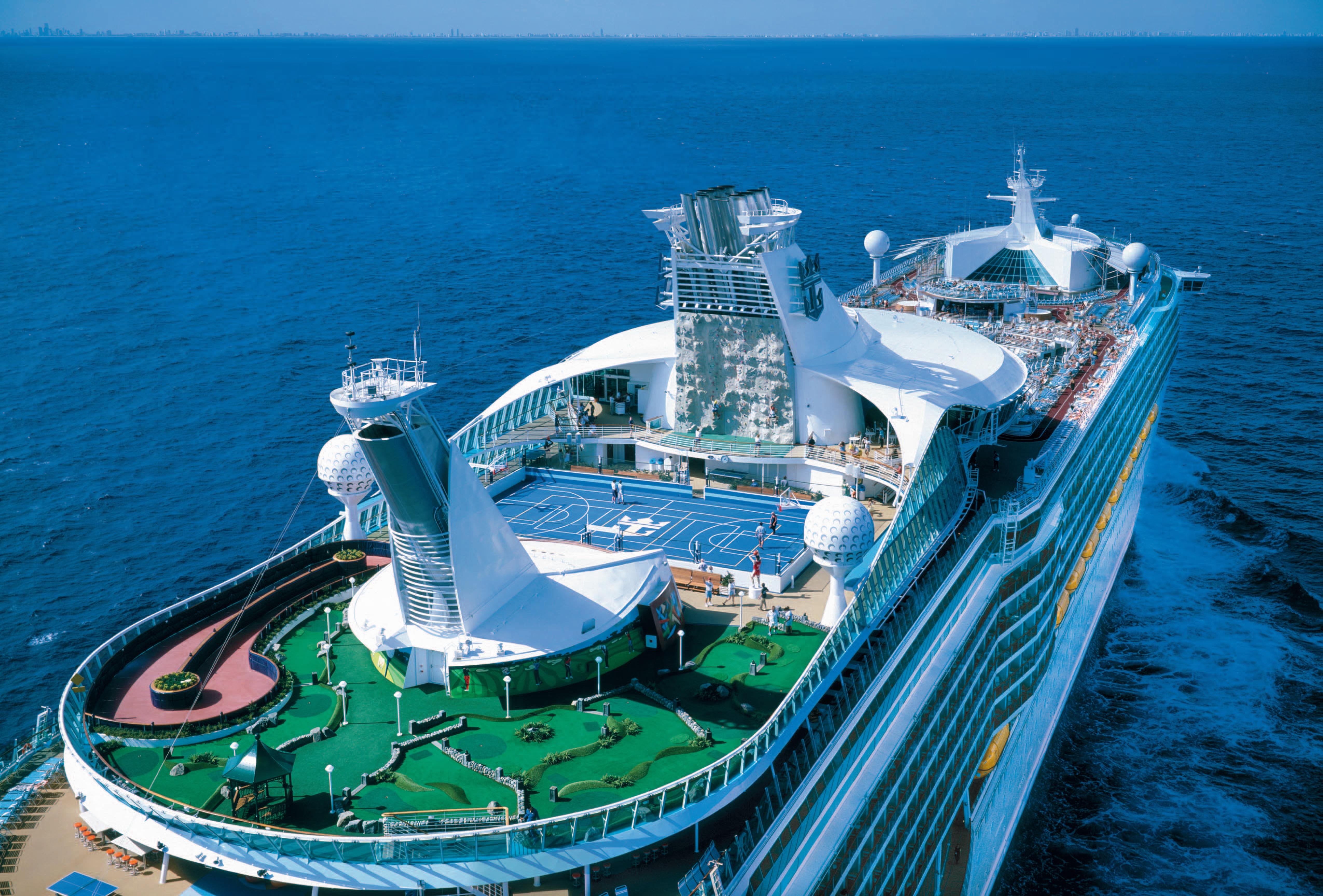 Mariner Of The Seas Cruise - Double The Size, Double The ...