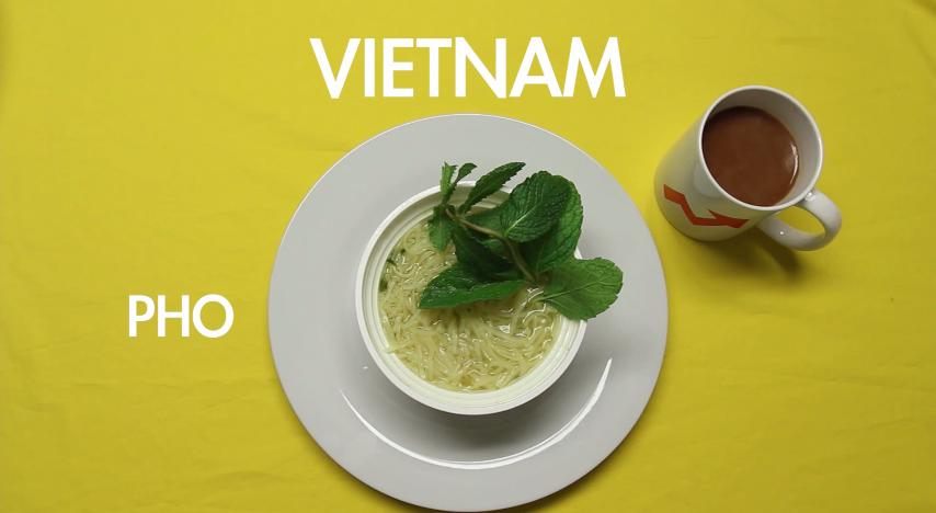 Vietnamese Breakfast - AspirantSG