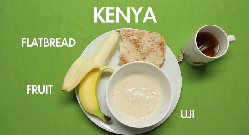 Kenya Breakfast - AspirantSG