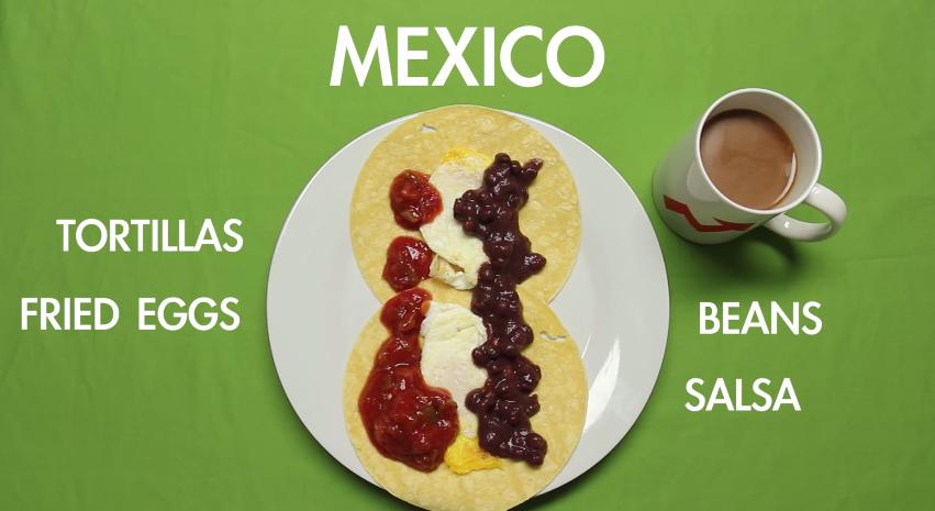 Mexican Breakfast - AspirantSG