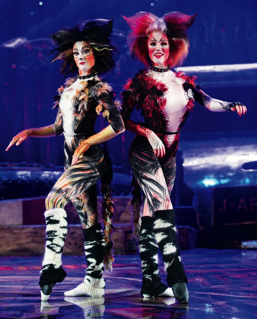Cats The Musical International Cast In Singapore - AspirantSG