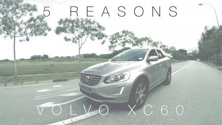 The New Volvo XC-60: Power, Speed, Agility & So Much More