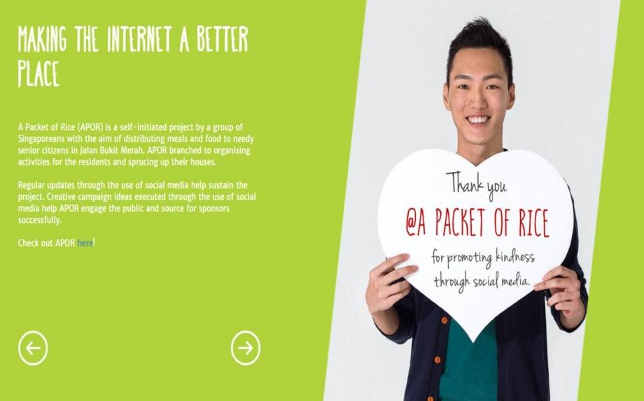 APOR As A Positive Group For Safer Internet Day 2015 - AspirantSG