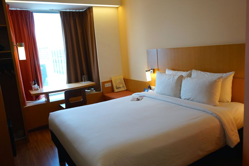 ibis Singapore On Bencoolen Room - AspirantSG