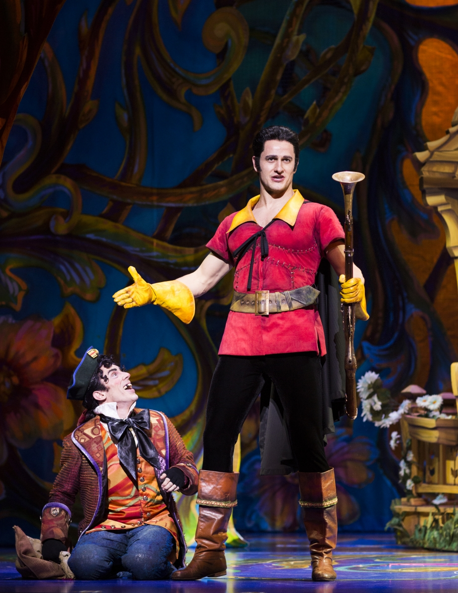 Gaston In Beauty & The Beast Musical Singapore - AspirantSG