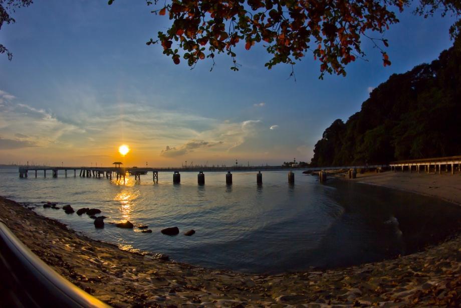 Labrador Park Sunset Singapore - AspirantSG