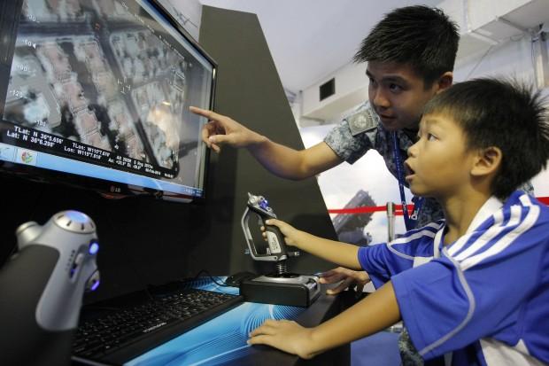 RSAF Games For Children - AspirantSG