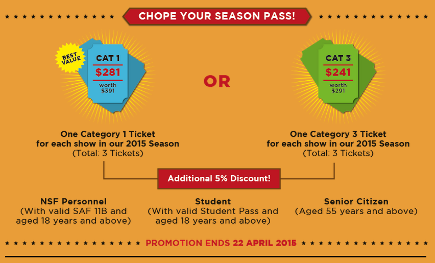 Season Pass For Dream Academy - AspirantSG