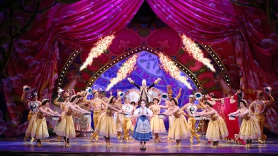 Disney's Beauty & The Beast Musical Coming To Marina Bay Sands Singapore