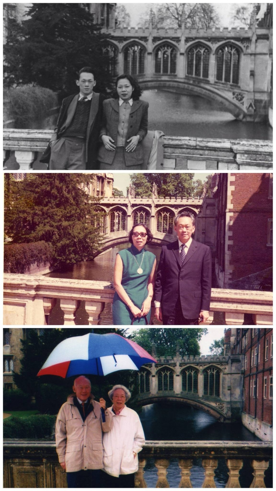 Mr & Mrs Lee At Cambridge - AspirantSG