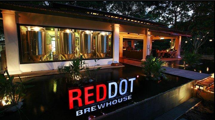 RedDot Brewhouse - AspirantSG