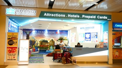 Share Your Travel Experience Real Time With Changi Recommends