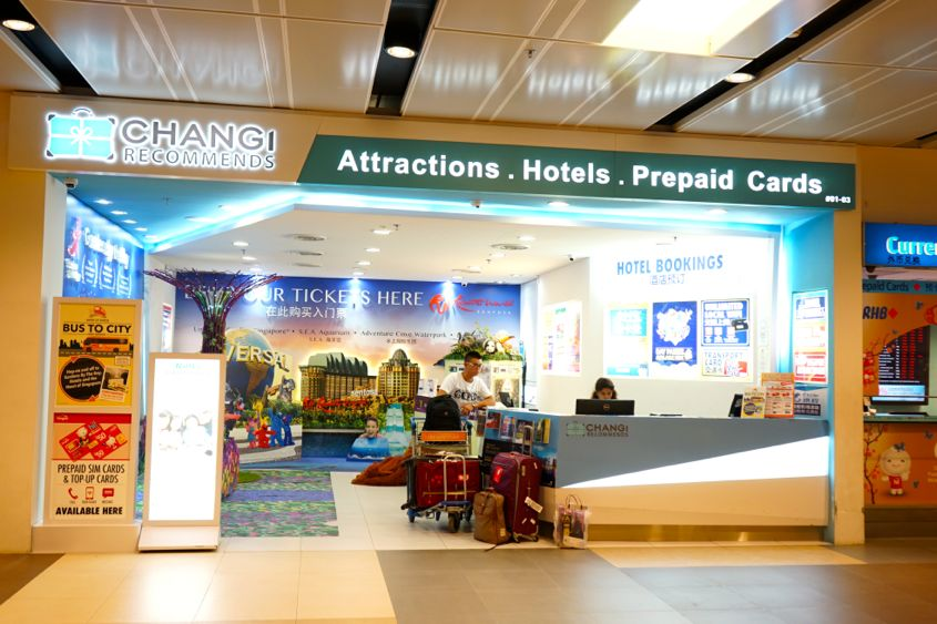 Changi Recommends Outlet At Changi Airport Terminal 1- AspirantSG