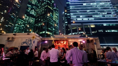 Top 10 Bars In Singapore – Drinking Places With Best Views