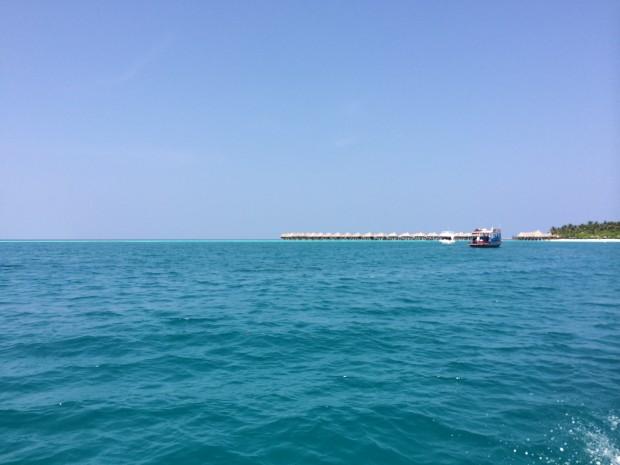 Cruise To Vilureef Resort Maldives