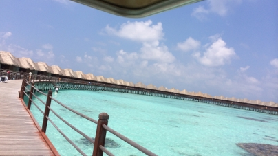 Villa Paradise Getaway At Vilu Reef Resort In Maldives Part 2
