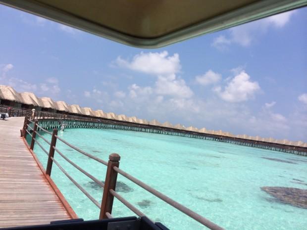 Road To Vilu Reef Presidential Suite - AspirantSG