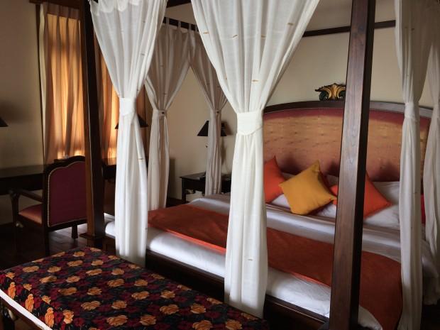Vilu Reef Resort Bedroom - AspirantSG
