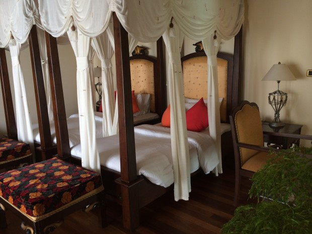 Vilu Reef Resort Bedrooms - AspirantSG