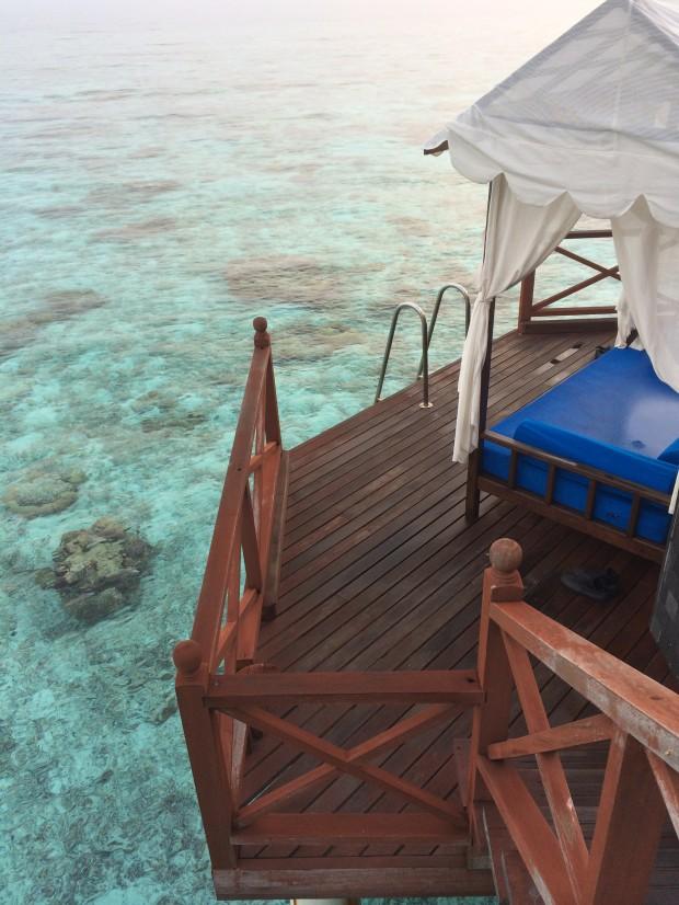 Vilu Reef Resort Presidential Suite Sea View - AspirantSG