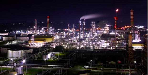BalikPapan Oil Refineries - AspirantSG