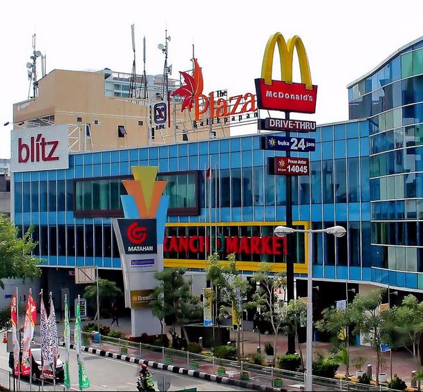 Plaza Balikpapan - AspirantSG