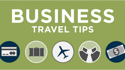 Best Work Travel Tips From Frequent Business Travellers