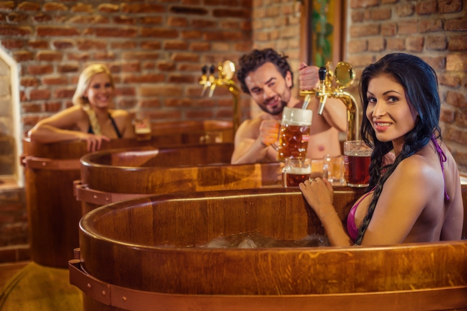 Beer Spa For Men - AspirantSG