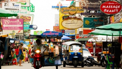 Top 10 Must Visit Tourist Attractions In Bangkok, Thailand