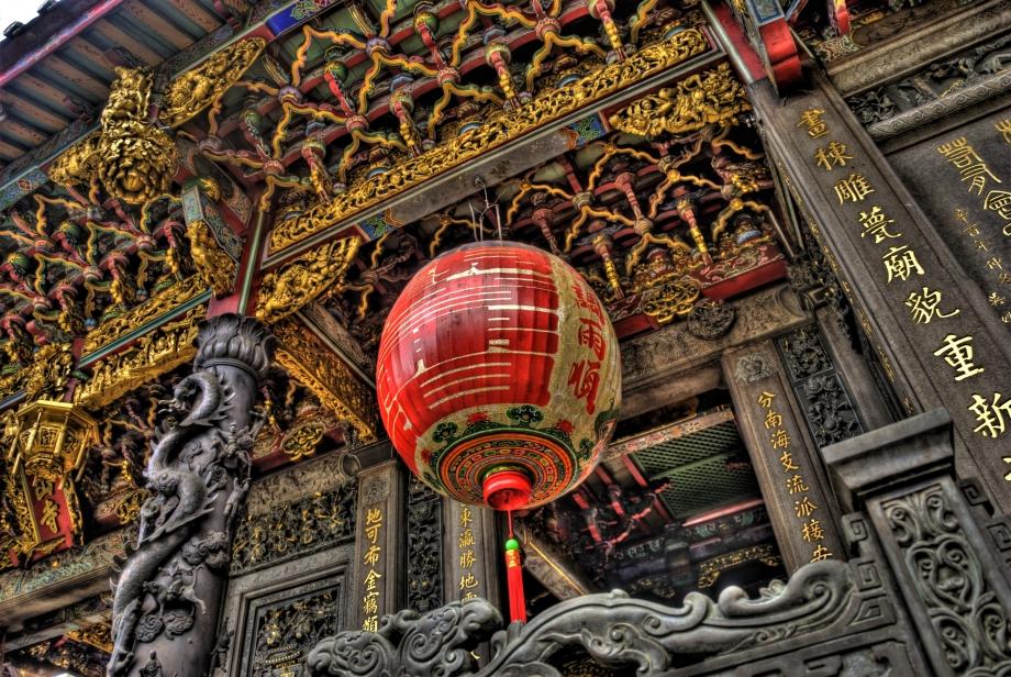 Mengjia Longshan Temple Taipei Taiwan - AspirantSG