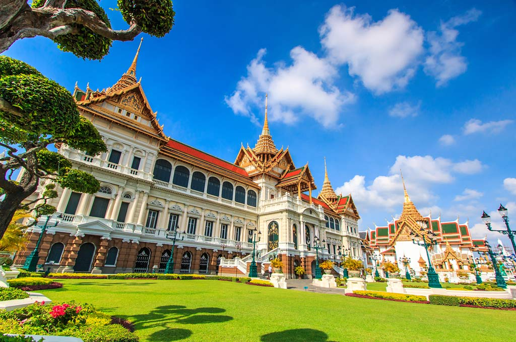 The Grand Palace Bangkok Thailand - AspirantSG