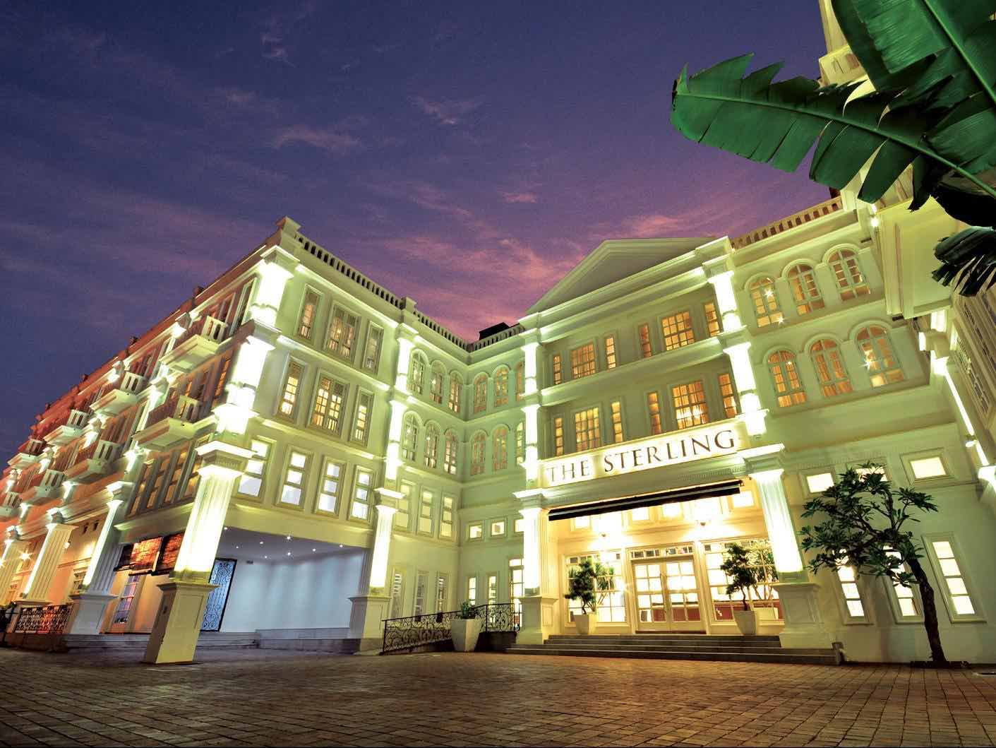 The Sterling Boutique Hotel Melaka - AspirantSG