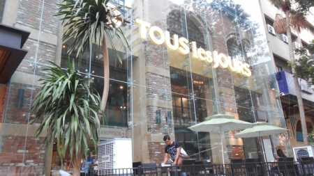 French Dinner At Tous Les Jours, Kuala Lumpur Malaysia