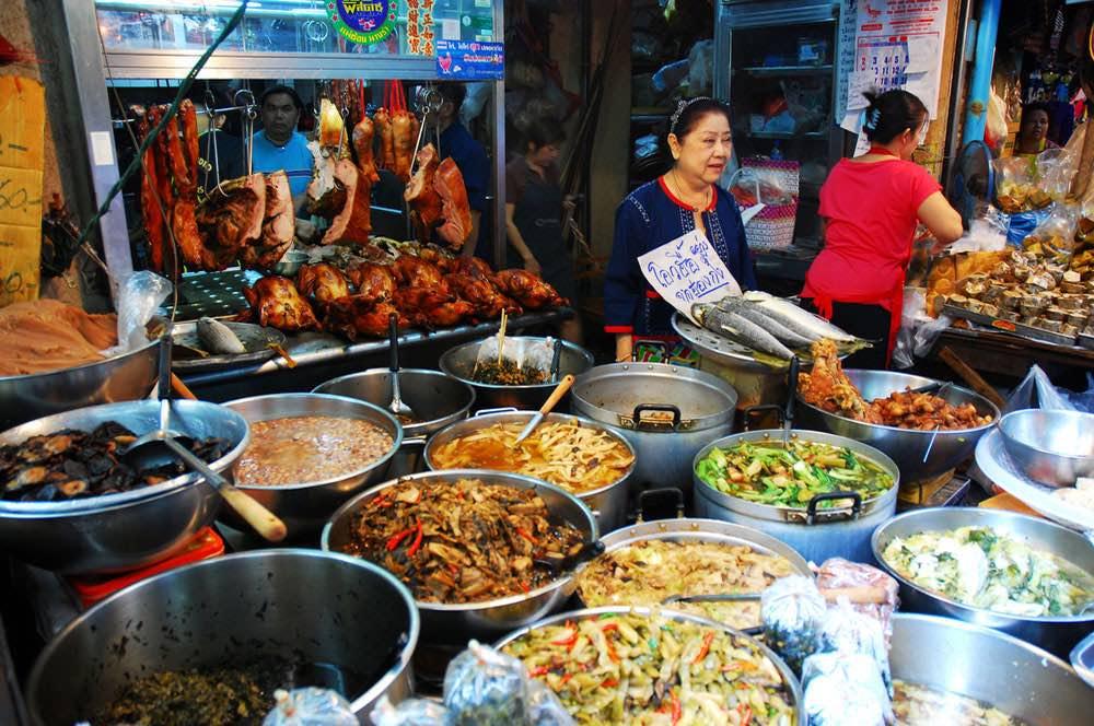 Yaowarat Bangkok Thailand - AspirantSG
