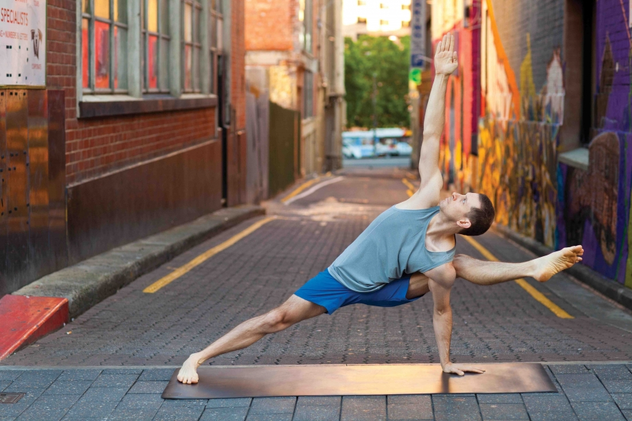 Yoga For Men - AspirantSG