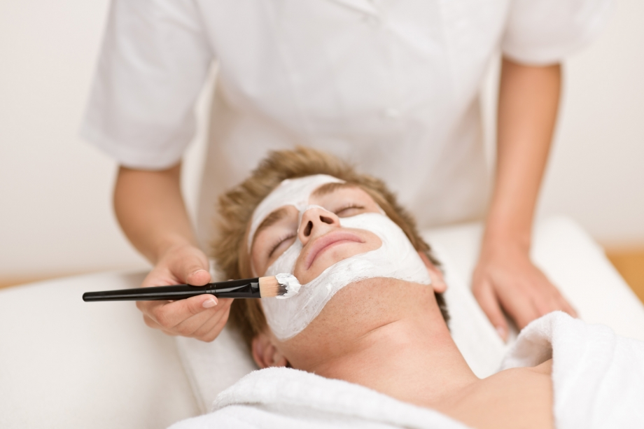 Facial For Men - AspirantSG