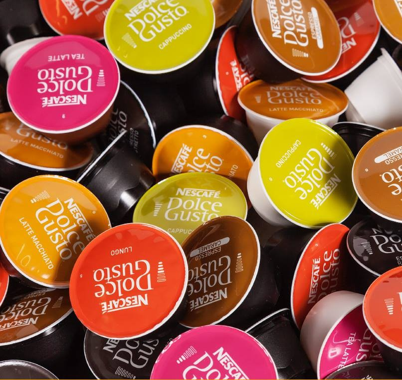 Nescafe Dolce Gusto Flavours