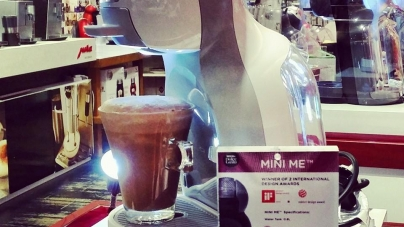 Get #StyloMilo At Home & Office With NESCAFE Dolce Gusto MINI ME