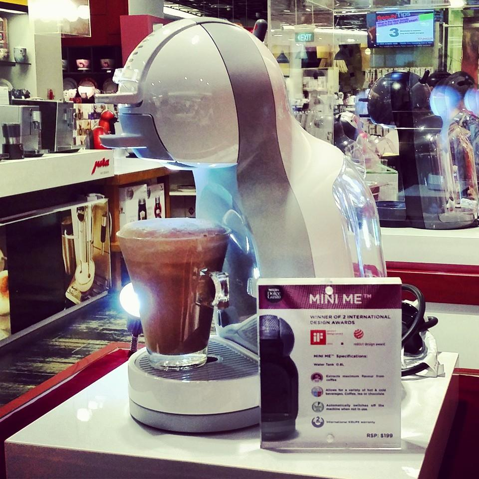 Get Stylomilo At Home Office With Nescafe Dolce Gusto Mini Me