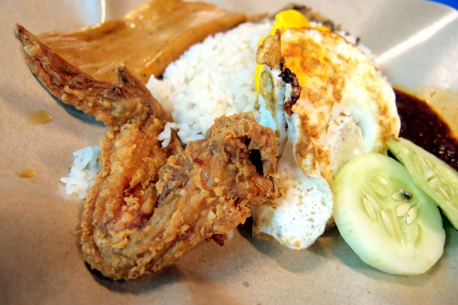 Boon Lay Power Nasi Lemak Singapore - AspirantSG
