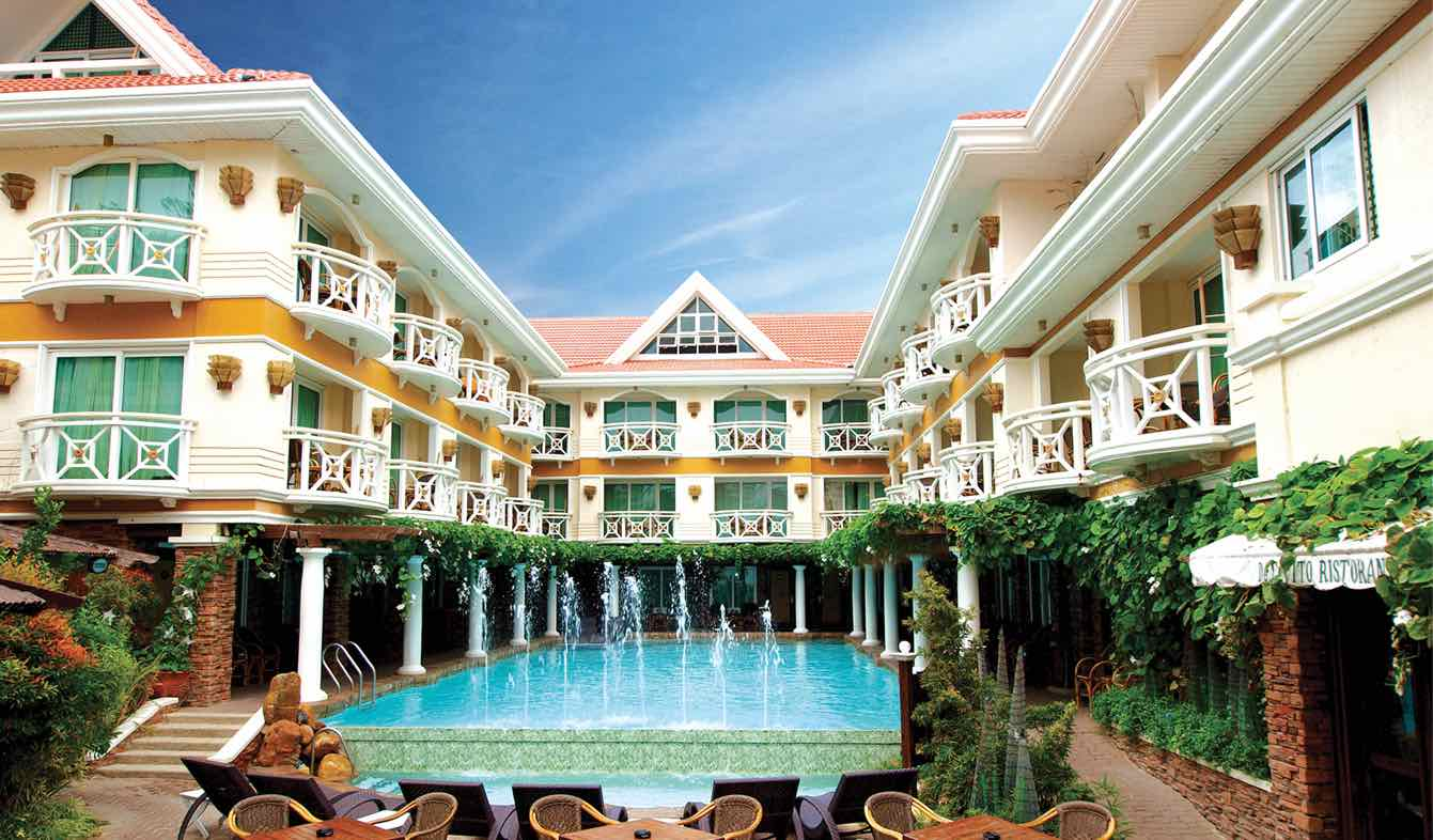 Boracay Mandarin Island Hotel - AspirantSG