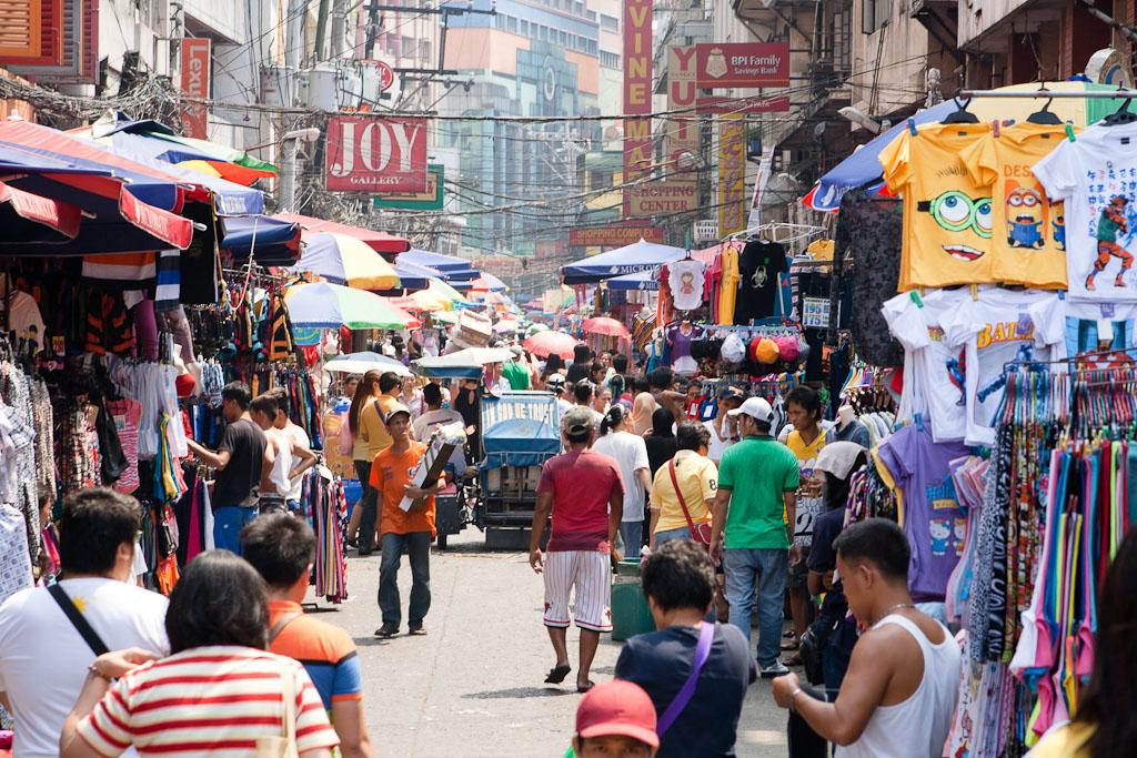 Divisoria Market Manila Philippines - AspirantSG